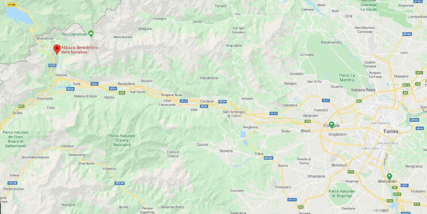 Maooa Torino- Val Ceneschia